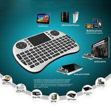Wireless Keyboard Remote Control with Touchpad for PC Pad Google Andriod TV BOX