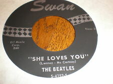 The Beatles 45 She Loves You SWAN