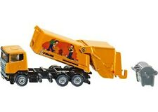SIKU Faun Refuse Lorry 1:87 Scale Die-Cast Toy Car NEW