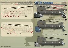 Print Scale 1/48 Boeing CH-47 Chinook Part 2 # 48044