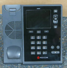 Polycom CX500 IP Desktop Business Phone PoE & Stand No Handset 2201-44300-001