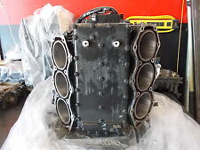 1980-1991 OMC V6 150HP cross flow Block. Both halves of the Block. Honed and ...