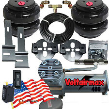 Chassis Tech Towing Air Compressor,Switch Assist Kit Ford F350 *Generic Pic
