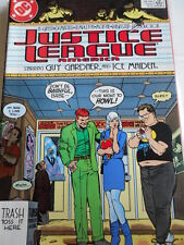 Justice League n°28 1989 ed. DC Comics  [SA1]