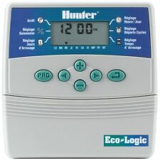 PROGRAMMATEUR 4 VOIES ECO-LOGIC HUNTER - ARROSAGE IRRIGATION POMPE -