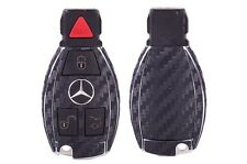 3M Carbon Fiber Wrap for Remote Key Shell  Mercedes Benz E C R CL GL SL CL 08-12