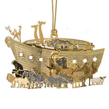 Baldwin Brass/Chemart Christmas Ornament - NOAH'S ARK - #43675