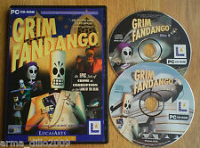 GRIM FANDANGO for PC COMPLETE
