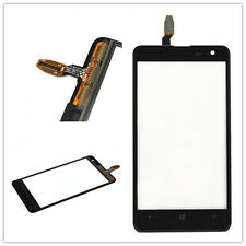 New For Nokia Lumia 625 Front Touch Screen Digitizer Glass Lens Replacement