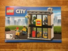 Lego City LEGO STORE/SHOP + MINIFIGURES ONLY -Split from CITY SQUARE 60097 *NEW*