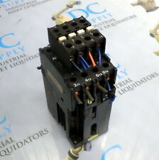 ABB BC25 CONTACTOR W/ (4) CA7 AUXILIARY CONTACTS