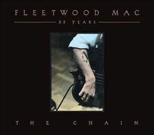 25 Years: The Chain [Slipcase] by Fleetwood Mac (CD, Jun-2012, 4 Discs,...