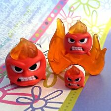 Disney Tsum Tsum Mystery Stack Pack Anger Vinyl Figure with SMALL + LARGE