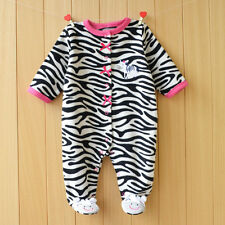 Cheap New born Baby Clothes Cute Girls Boy clothes Romper Spring Outwear Outfits