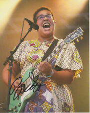 BRITTANY HOWARD Alabama Shakes SIGNED 8x10 Photo B Hold On Sound & Color