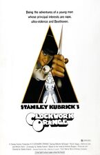 Clockwork Orange movie poster (b) - 11 x 17 inches - Stanley Kubrick