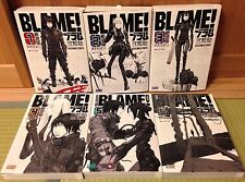 Used BLAME! Renewal Edition 1- 6 Manga Completed Set Tsutomu Nihei Japanese