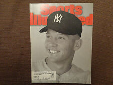 August 21, 1995 Mickey Mantle Sports Illustrated