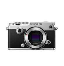 NEW Olympus PEN-F 20.3 MP Digital Camera (Silver)  Only Body