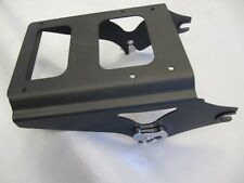 USED Black Detachable Two-Up Tour Pack Mounting Rack for 09-'13 Harley Davidson