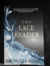 The Lace Reader by Brunonia Barry (Paperback, 2007-1st) Debut Novel, 2000 Print
