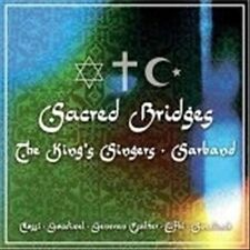 SACRED BRIDGES The King's Singers - Sarband, EXCELLENT CD! Psalms of David