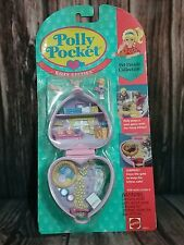 VINTAGE Polly Pocket compact pet parade collection KOZY KITTIES NIP 10631 1994