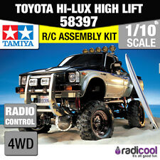 58397 TAMIYA TOYOTA HI-LUX HIGH LIFT 1/10th R/C KIT RADIO CONTROL 1/10 TRUCK