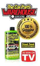 STEEL SEAL FIXES BLOWN HEADGASKETS VAUXHALL VW FORD GUARANTEED STEAL SEAL