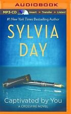 Crossfire: Captivated by You 4 by Sylvia Day (2015, MP3 CD, Unabridged)