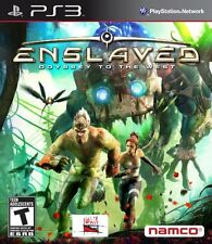 NEW*SEALED PS3 Game ENSLAVED ODYSSEY TO THE WEST (Sony PlayStation 3)