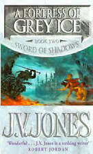 A Fortress of Grey Ice (Sword of Shadows), By J.V. Jones,in Used but Acceptable