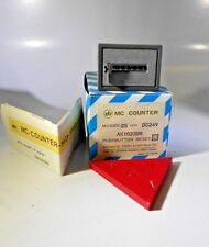 ATC MC6MS-25CPS-24VDC COUNTER WITH PUSHBUTTON RESET 24V DC New in the box!