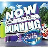 Now Thats What I Call Running (2015) New Release Music (3 CD Set) Meghan Trainer