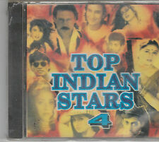 Top Indian Stars 4 -  Colonial Cousin,Suchitra,sukhbir,Alisha ,Biddu  [Cd]