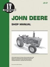 John Deere Shop Manual 1020 1520 1530 2020+ (I&T Shop Service), Penton Staff