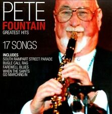 Greatest Hits, Pete Fountain, TGG Direct, 2011  17 songs       FAST SHIP