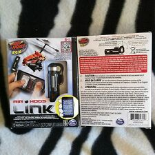 Lot of 2 Air Hogs Link Works w/ Apple & Android R/C BRAND NEW IN BOX