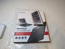 Targus  VersaType 4-in-1 Keyboard Case Apple® iPad® Air 2 Air and Pro 9.7 NEW