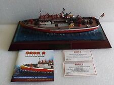 CODE 3 1/136 FDNY NEW YORK MARINE COMPANY CO 9 FIREBOAT THE FIRE FIGHTER 13200