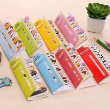 Animal Notes Sticker Post It Bookmark Lovely Cartoon Memo Flags Stick Marker