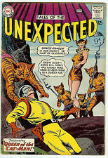 Tales of the Unexpected #80 (DC 1963, fn 6.0) price guide value: $30.00 (£19.50)