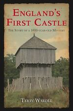 ENGLAND'S FIRST CASTLE NEW PRE-LOADED AUDIO PLAYER BOOK