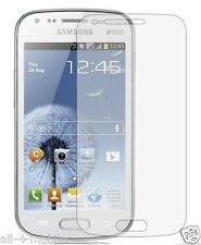 3 x anti scratch screen cover guard film foil for Samsung GT-S7562 Galaxy S Duos