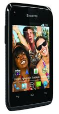 Kyocera Event C5133 Virgin Mobile Android 4.0 Smartphone(Black)-- KYOCERA C5133