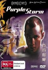 Purple Storm Remastered DVD 2006 Asian action classics Cantonese English