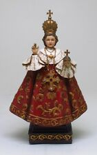 INFANT JESUS OF PRAGUE FIGURINE STATUE.HOLY CHRISTIANITY DECORATIVE