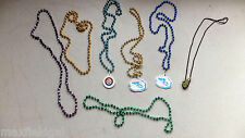 7-pak ebay LiVe! 2004 New Orleans Necklaces/beads, SEE ALL BELOW