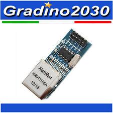 MINI Modulo Ethernet LAN con ENC28J60 compatibile con arduino