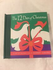 The 12 Days of Christmas: A Pop-Up Celebration by Robert Sabuda (1996 Book)